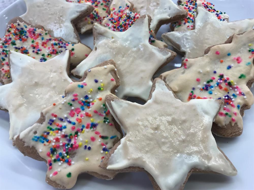 German Cinnamon Stars 5 Pack The Pennsylvania Bakery